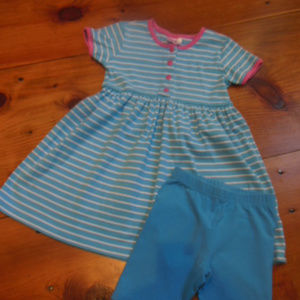 HANNA ANDERSSON 120 Playdress Daydress & Shorties